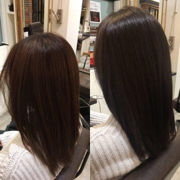 赤っぽい髪色を抑えたい方必見!の画像