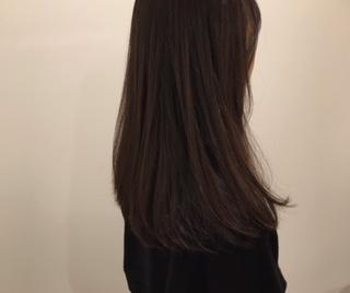 ツヤ髪まとまりメンテナンスカットの画像