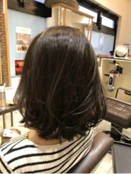 ヘアドネーション 赤坂 美容室 ウイング