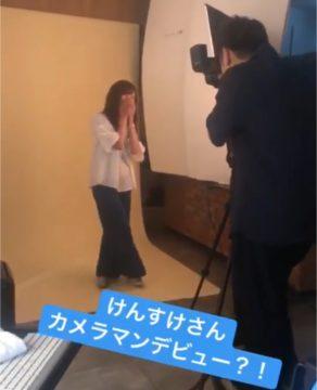 サロンモデル 撮影 赤坂美容室
