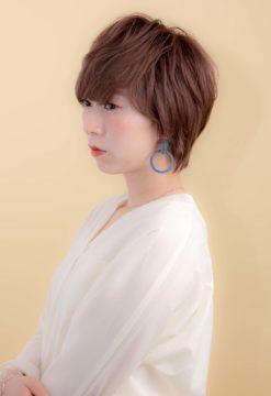 赤坂 美容室 ショートヘア