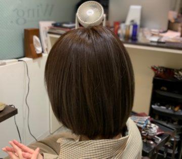 赤坂美容院 ショートヘア