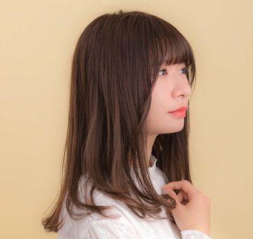 赤坂美容院 ベージュカラー 赤坂