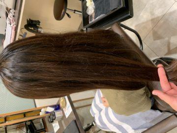 赤坂 美容院 髪質改善 トリートメント ヘッドスパ