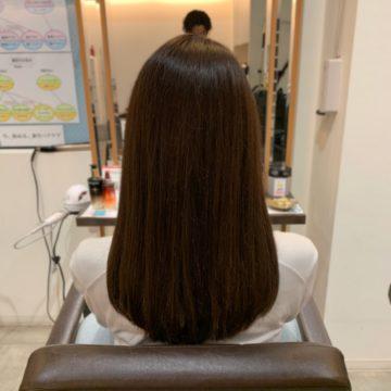 東京 赤坂 美容院 アッシュカラー トリートメント ヘッドスパ 髪質改善